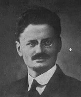 Leon_trotsky revolucionarios Revolucionários Leon trotsky
