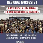 ANDES-SN/Regional Nordeste I realiza encontro em Imperatriz unidade de ação Crise econômica unifica trabalhadores em unidade de ação 3 encontro regional NE1