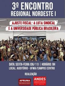 3-encontro-regional-NE1 encontro do andes sn ANDES-SN/Regional Nordeste I realiza encontro em Imperatriz 3 encontro regional NE1
