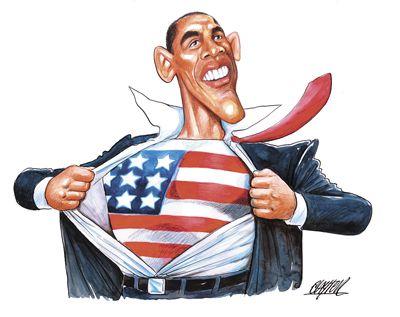 lider-obama líder negro Obama, o líder negro de coração branco lider obama