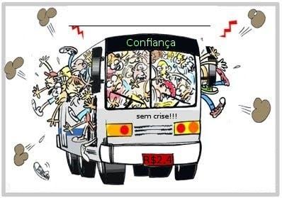 transporte público transporte publico Fim da crise do transporte público em Imperatriz?! transporte p  blico