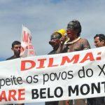 O Brasil Grande de Dilma Rousseff* ocuparte OCUPARTE, os desafios continuam Indios protesto belo monte