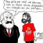 PCdoB: a falsa esquerda região tocantina Saulo cumpre agenda de campanha na Região Tocantina pcdob 90 anos