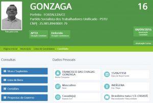 GONZAGA_PSTU maranhenses Maranhenses nas disputas eleitorais pelo Brasil GONZAGA PSTU