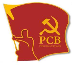 bandeira_pcb voto classista Meu voto classista bandeira pcb